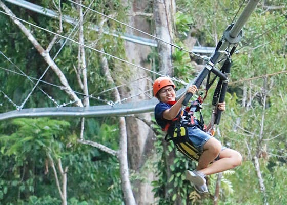 Hanuman World Ziplines