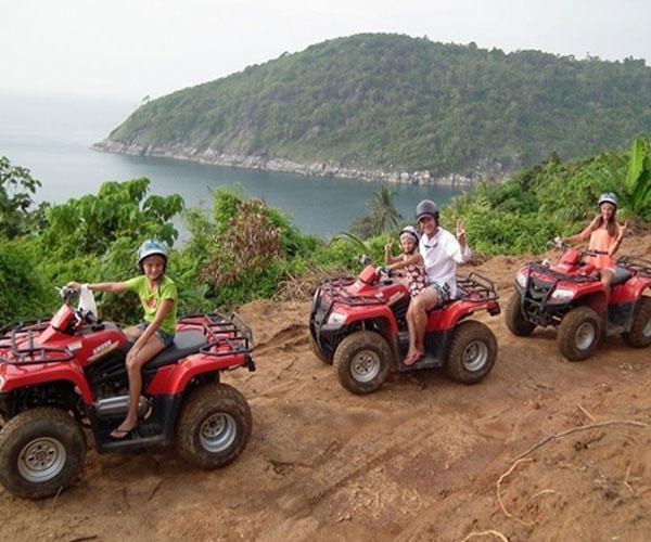 ATV Quad Bike Tour Phuket Tour
