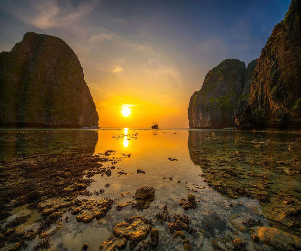 Phi Phi Sunset By Speed Boat Tour