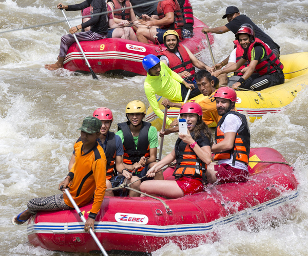 Phuket Whitewater Rafting Tours